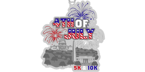 2019 4th of July 5K & 10K- Charleston
