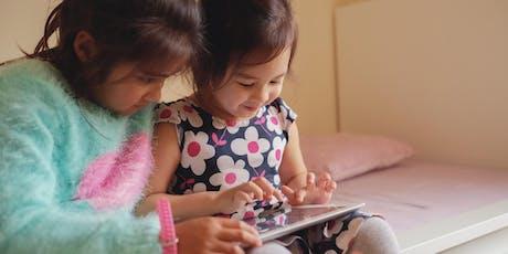 Digitalised Childhoods tickets