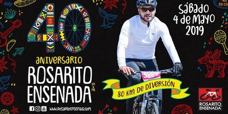 Rosarito Ensenada Bike Race September 2019 tickets