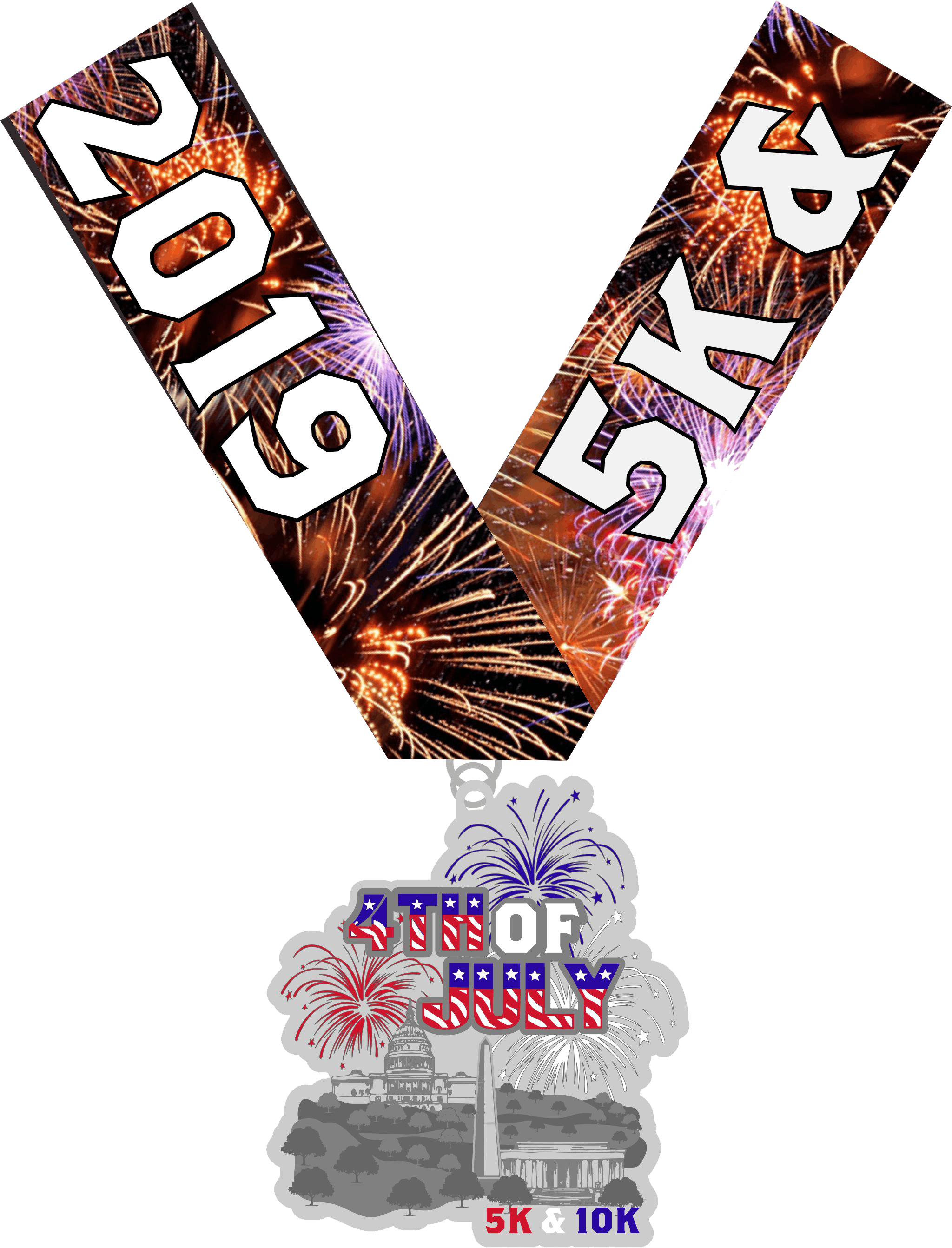 2019 4th of July 5K & 10K- Scottsdale