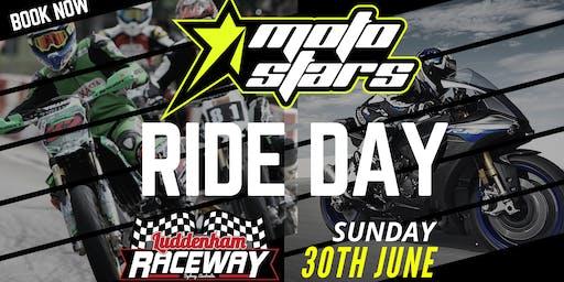 MotoStars Ride Day, Luddenham Raceway, Sydney