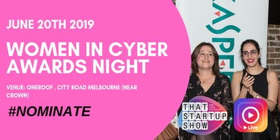 Women in Cyber Awards Night