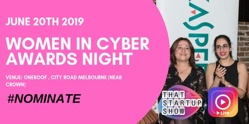 Women in Cyber Awards Night