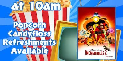 Funbooth Kids Cinema Morning