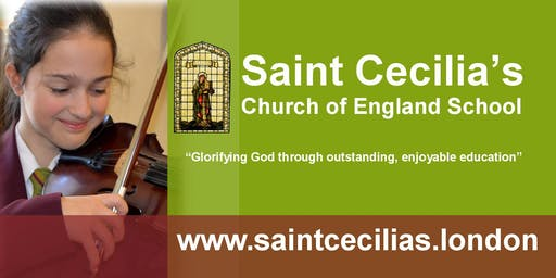 Open Events at Saint Cecilia's Church of England School