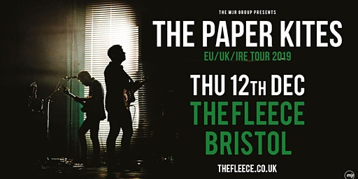 The Paper Kites (The Fleece, Bristol)