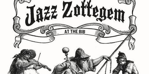 Jazz Zottegem at the bib