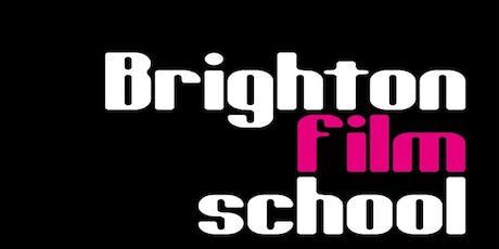 Brighton Film School Undergraduate Open Day tickets