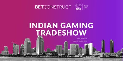 BetConstruct at Indian Gaming Tradeshow