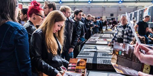 The International Brussels Tattoo Convention 2019