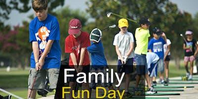 Durham City Golf Club Family Day