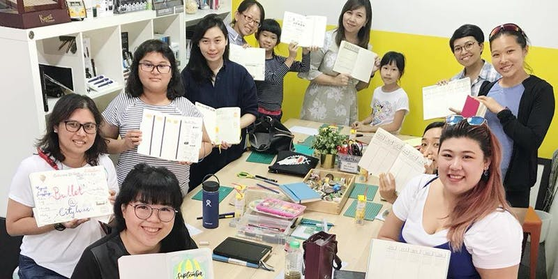 Workshop - Getting Started with Bullet Journal® by stephtcreates