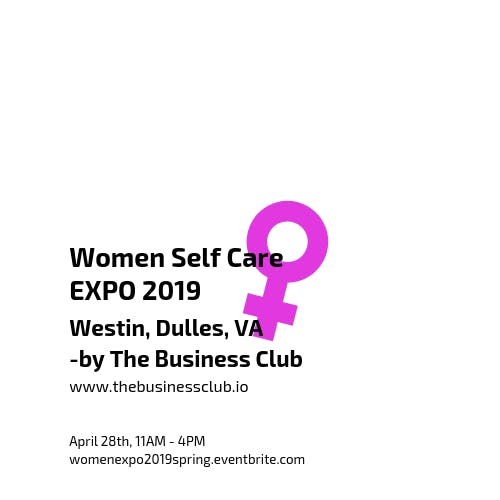 Women Self Care EXPO 2019
