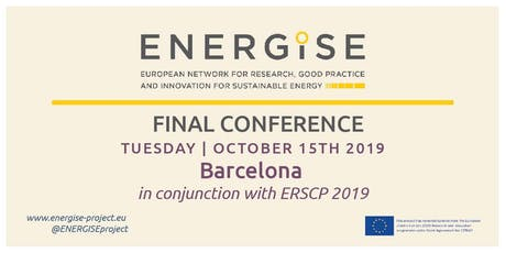 ENERGISE FINAL CONFERENCE tickets