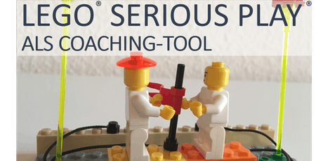 Innovatives Coaching-Tool: Lego® Serious Play®  Tickets
