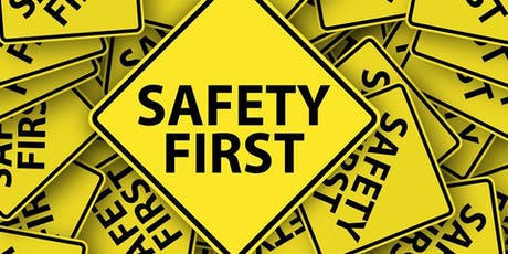 Health & Safety Level 2- Qualsafe (Friday 18th October) tickets