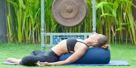 50hr Yin Yoga Teacher Training July tickets