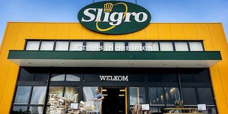 Ontbijt bij Sligro met InnerCircle: proeven en praten tickets