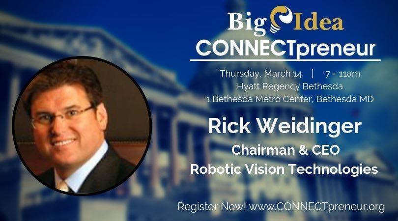 CONNECTpreneur BETHESDA Forum - March 14 (New Date)