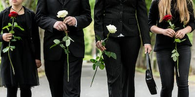 INTRODUCING FUNERAL MINISTRY - Part 2: Funerals and the Bereaved