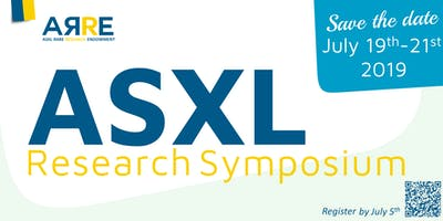2019 ASXL Conference