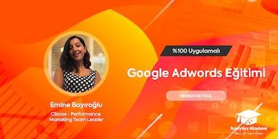 Google Adwords Eğitimi (Ücretli)