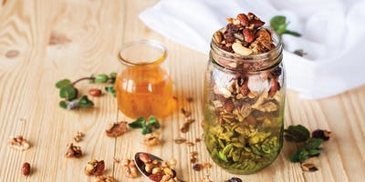 Great Cook : Take Away Trail Mix with Roseann