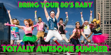 FunikiJam's TOTALLY AWESOME! summer show tickets