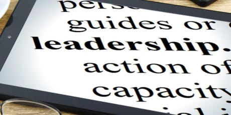 Leadership Skills & Management Training Course (Thursday 31st Oct) tickets