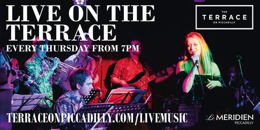 Live Jazz evening every Thursday in Piccadilly