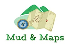 Mud and Maps logo