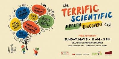 The Terrific Scientific Health Discovery Day