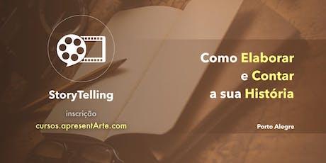 Curso ApresentArte - StoryTelling- 06/07/19 ingressos