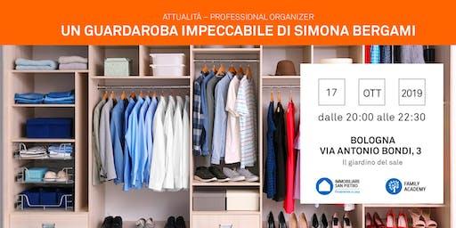 17/10/2019 Professional Organizer: Cambio di Stagione per un guardaroba perfetto - Bologna