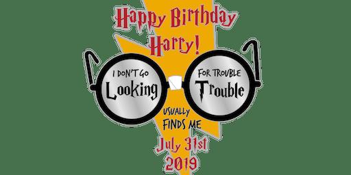 Happy Birthday Harry 1 Mile, 5K, 10K, 13.1, 26.2-Des Moines