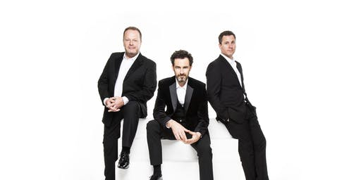 The Celtic Tenors at Russborough House, Wicklow