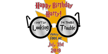 Happy Birthday Harry 1 Mile, 5K, 10K, 13.1, 26.2-Topeka tickets