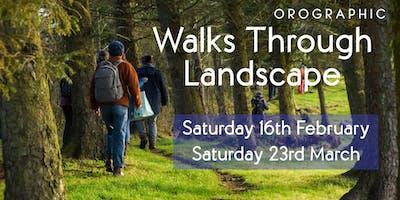 Orographic: Walks Through Landscape