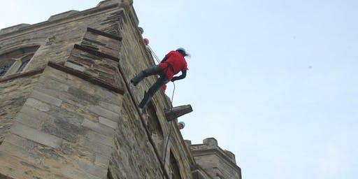 Redenhall Abseil: are YOU willing to go over the edge to fight poverty?