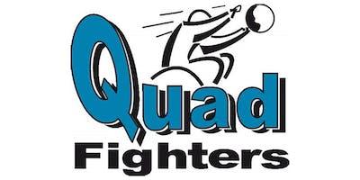 Rolstoelrugbyclub de Quadfighters - Regionale Sportweek