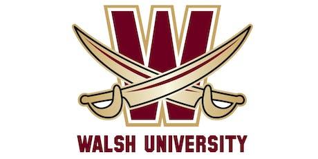 Walsh University Track & Field Camp tickets