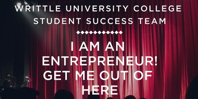 I am an Entrepreneur! Get me out of here - keynote (April)