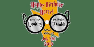 Happy Birthday Harry 1 Mile, 5K, 10K, 13.1, 26.2-Detroit