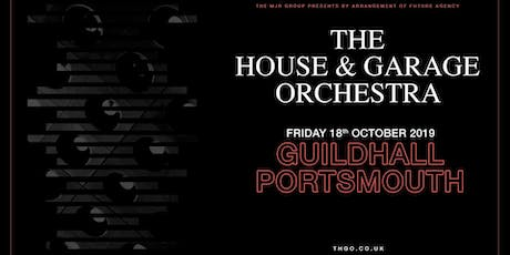 The House & Garage Orchestra (Guildhall, Portsmouth) tickets