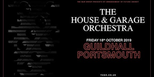 The House & Garage Orchestra (Guildhall, Portsmouth)