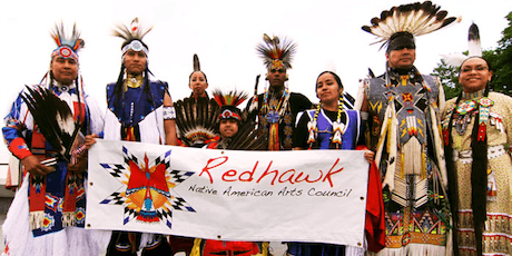 Kids' Workshop: The Redhawk Native American Arts Council tickets