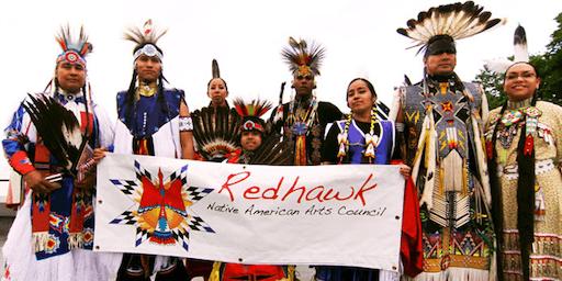 Kids' Workshop: The Redhawk Native American Arts Council