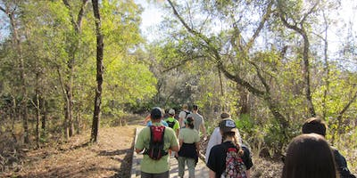 Habitats and Communities- Guided Hike