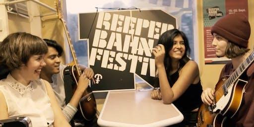 Reeperbahn Festival Berlin Experience • 17.09.2019 • Berlin