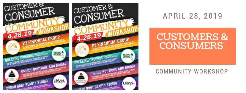 Customer&Consumer Community Workshop